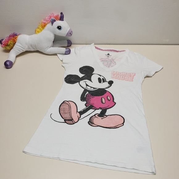 Disney Tops - Authentic Original Mickey Mouse T-shirt